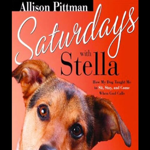 Saturdays with Stella audiobook cover art