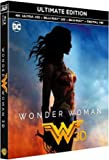 Wonder Woman-Ultime Edition 4K Bluray [Ultimate Edition-4K Ultra 3D + Blu-Ray + Digital HD]
