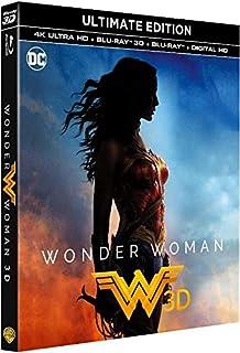 Wonder Woman-Ultime Edition 4K Bluray [Ultimate Edition-4K Ultra 3D + Blu-Ray + Digital HD] (B071JSDF53) | Amazon price tracker / tracking, Amazon price history charts, Amazon price watches, Amazon price drop alerts