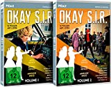 Okay S.I.R. Gesamtedition (4 DVDs)