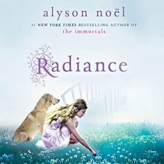 Radiance audiobook cover art