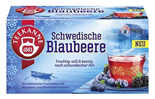 Teekanne Schwedische Blaubeere, 45 g