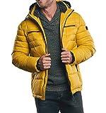 engbers Herren Frisch gefärbte Männerjacke, 28623, Gelb in Größe 60