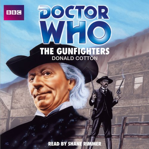 Doctor Who: The Gunfighters cover art