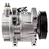 ECCPP AC Compressor with Clutch fit for 1997-2001 for I-nfiniti I30 N-issan Maxima CO10552C