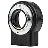 VILTROX NF-M1 Auto Focus for Nikon F-Mount Lens to Micro Four Thirds M4/3...