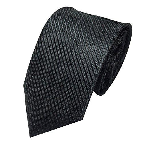 Tefamore Corbata Y Panuelo De Corbata Con Diseno De Jacquard Woven Classic Para Hombre Y Corbata Cuadrada Para Hombres
