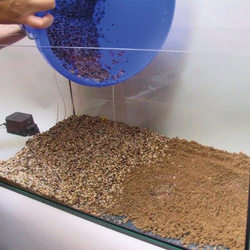 JBL Langzeit-Bodenmischung für Süßwasser Aquarien, AquaBasis Plus - 3