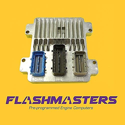 "Flashmasters 2005 GM 5.3, 6.0 Liter Engine Computer 12597191""Programmed to Your VIN ECM"