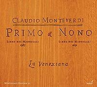 Primo & Nono Madrigali