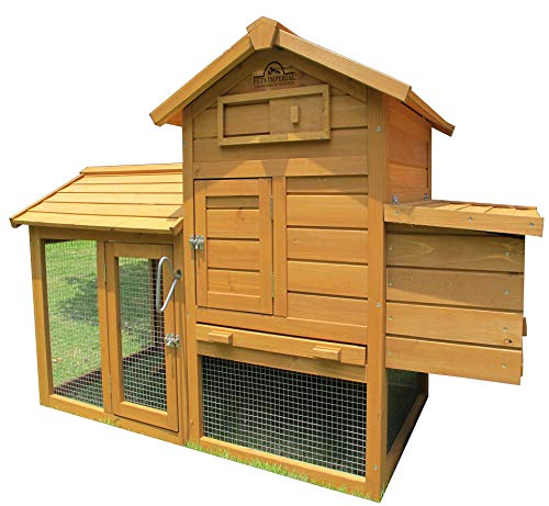 Pets Imperial Clarence Chicken Coop Hen Ark House Poultry...