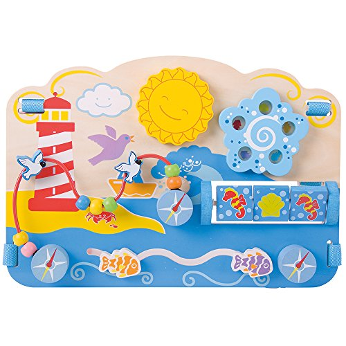 Bigjigs Toys Maritime Aktivitätsstation