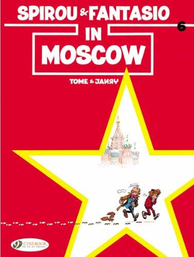 Spirou & Fantasio - tome 6 In Moscow (06)