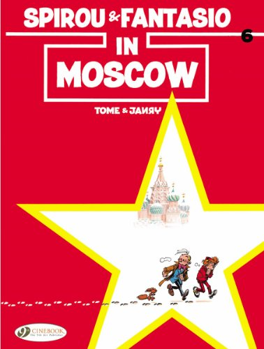 Spirou & Fantasio - tome 6 In Moscow (06)