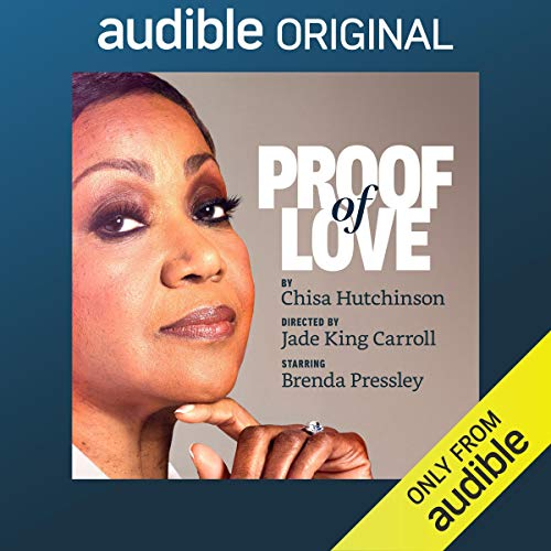 Proof of Love audiobook cover art
