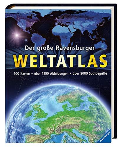 Der große Ravensburger Weltatlas