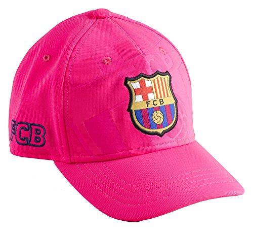 FC Barcelone - Berretto Barça, collezione ufficiale, taglia regolabile, da adulto