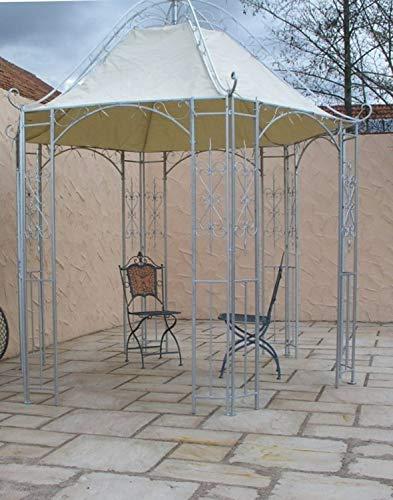 Pavillion Metall Pavillon Pavilion Gartenlaube Schmiedeeisen Romanco Eisen Zink