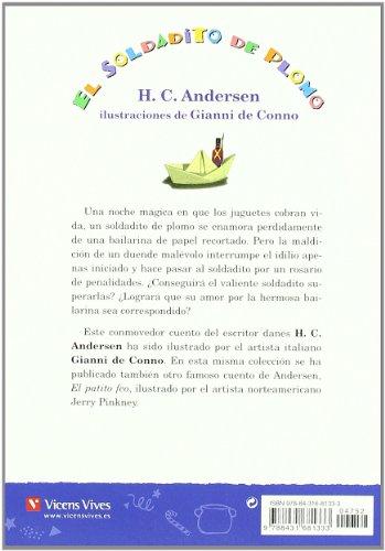 El Soldadito De Plomo: 14 (Colección Piñata) - 9788431681333