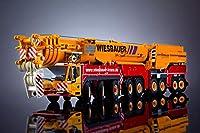 1/50 完成品 for Demage AC700 for Wiesbauer Crane ダイキャスト モデル クレーンクレーン