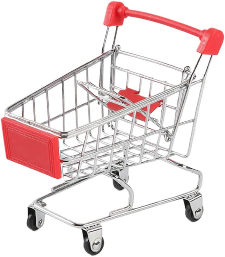 NUOBESTY Shopping Cart Popular shop is the lowest price challenge Supermarket mart Utility Car Handcart