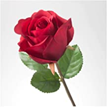 SMYCKA Artificial flower, Rose, red