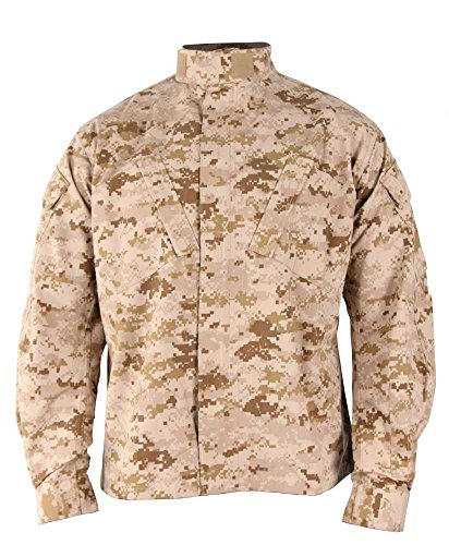 Propper Men's Battle Rip ACU Coat, Desert Digital, 3X-Large 2
