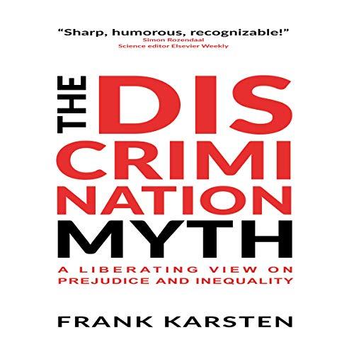 The Discrimination Myth audiobook cover art