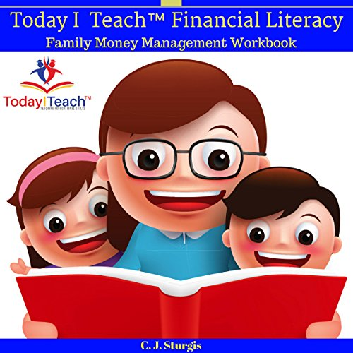 Today I Teach Financial Literacy audiobook cover art