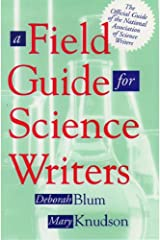 A Field Guide for Science Writers Hardcover