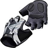 Mountain Bike Gloves for Men Women - Full-Palm Protection Cycling...