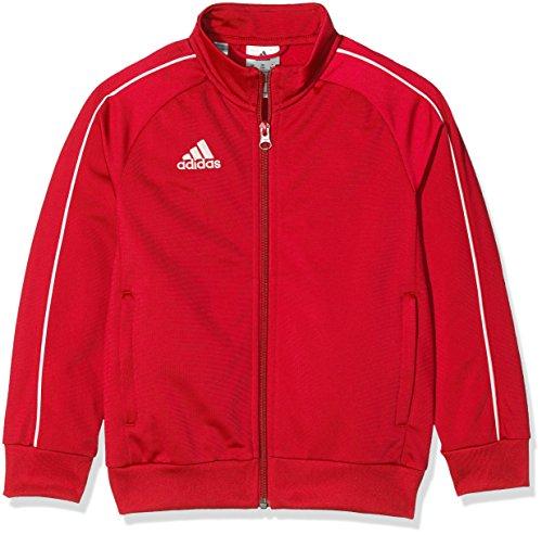 adidas CV3579 - Chaqueta, Unisex Niños, Rojo (Power Red/White) 15-16