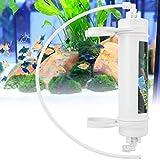 DEWIN Acuario Depósito de Peces Marinos Desionización de Coral, purificación de Agua Sistema de Unidad de filtración DI