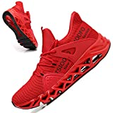 Sneakers for Women Sport Running Shoes Athletic Tennis Walking Shoes Fashion Sneaker red 8