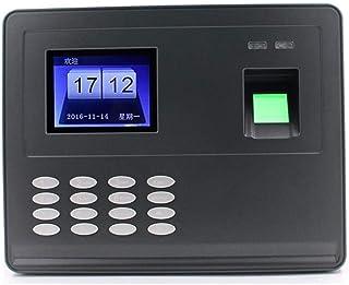 Time Clocks بصمة وقت الحضور آلة الحضور الصينية/الإنجليزية آلة الحضور الوقت الحضور مع انقطاع التيار الكهربائي للبطارية for ...