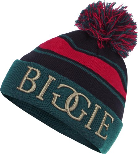 Cayler And Sons - Bonnet Homme Biggie Pom Pom Beanie - Black/Green/Red