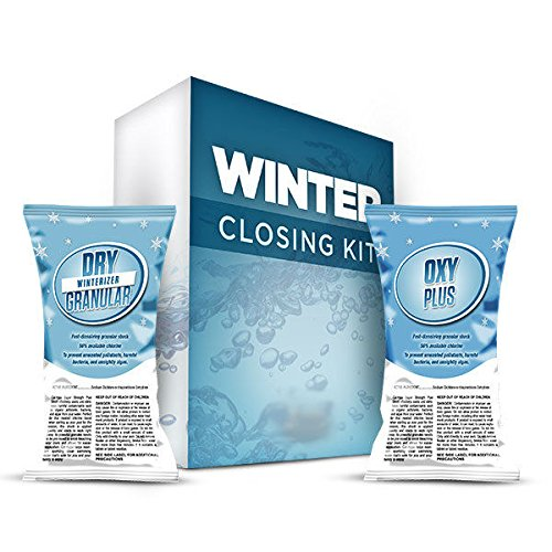 Pool Winterizing Kit (Treats Pools up to 12,000 Gallons)