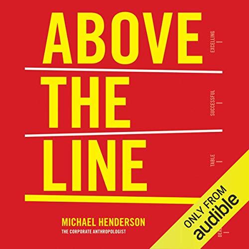 Couverture de Above the Line