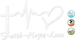 faith hope love stickers