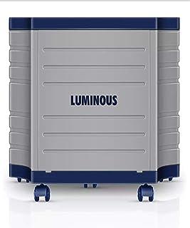 Luminous Trolley for Single Tubular Battery TX100L (Grey).