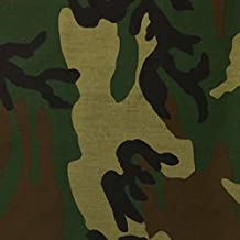 Best polyester camouflage fabric Reviews