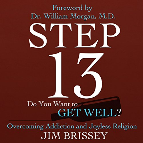 Step 13 audiobook cover art