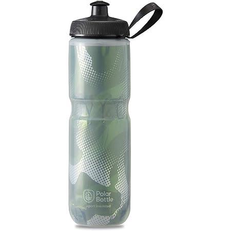 Polar Bottle Sport Insulated Water Bottle - BPA-Free, Sport & Bike Squeeze Bottle with Handle
