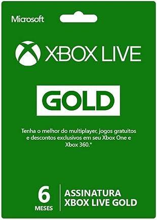 Live Gold 6 Meses Americana