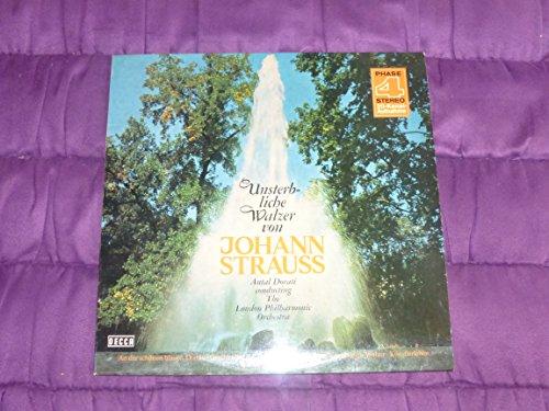 Johann Strauss - Unsterbliche Walzer The London Philharmonic Orchestra ( Antal Dorati (PHASE FOUR STEREO) Tracklist :
