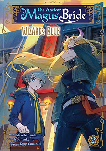 The Ancient Magus' Bride: Wizard's Blue Vol. 2 (English Edition)