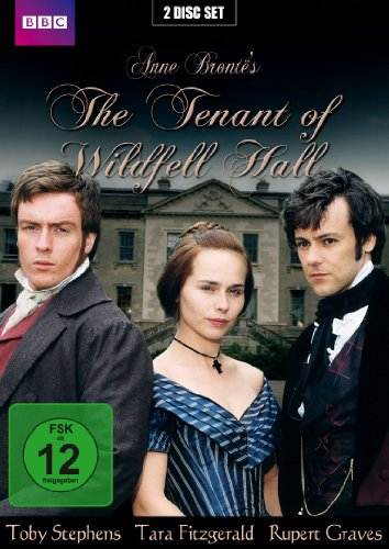 """Anne Bronte's """"The Tenant of Wildfell Hall"""" (1996) [2 DVDs]"""