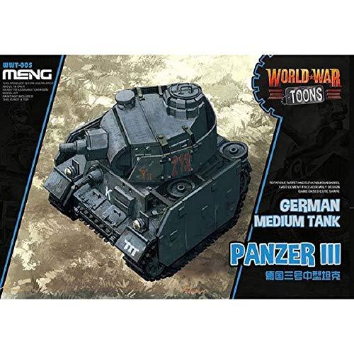 MENG-Model Tanque 918056 III Maqueta de
