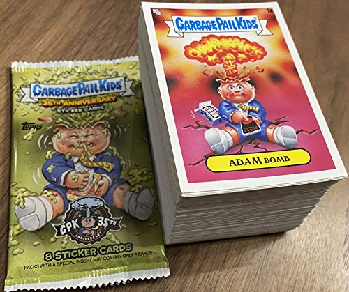 2020 Topps Garbage Pail Kids Series 2-35th Anniversary Complete 200-CARD Base Set Trading Cards GPK