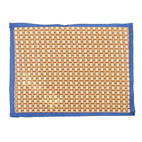 Fdit Haustier Hund Sommer Breathable Double Side Mat Kühlbett Isomatte Blue Stripe MEHRWEG VERPACKUNG (m)